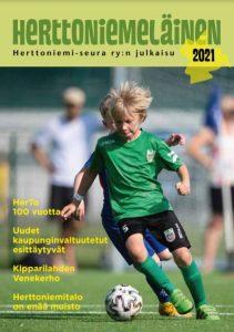 Vuoden 2021 Herttoniemeläinen-lehti on ilmestynyt